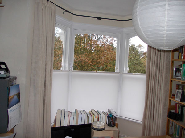 Interlined Wave Style Curtains Cameron Fuller Baypole And