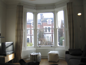 Changing Curtains Highgate North London N6 5bb Poles And
