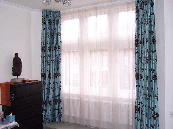 Curtains Ideas curtains for double windows : Changing Curtains Highgate North London N6 5BB gallery images