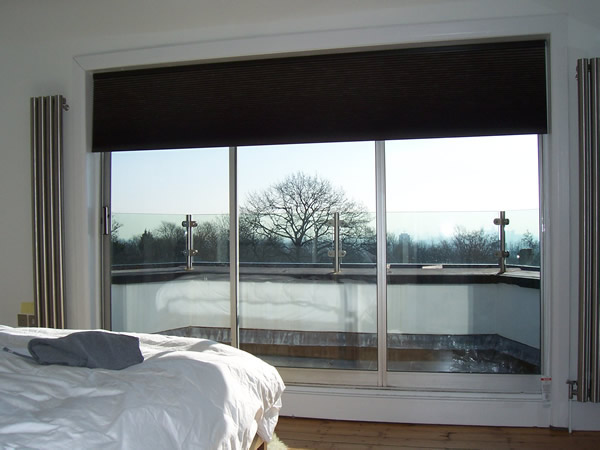 Changing Curtains North London Pleated And Duette Blinds