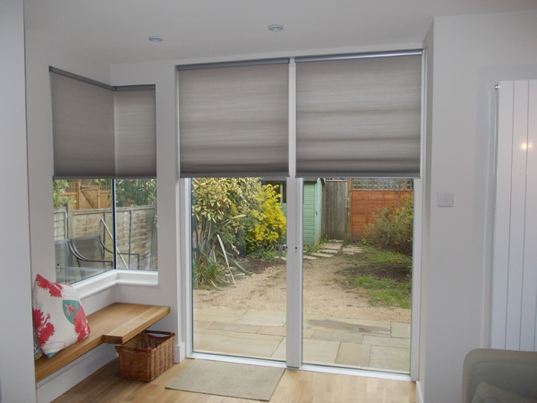 Luxaflex Duette Blinds With Smartcord Controls