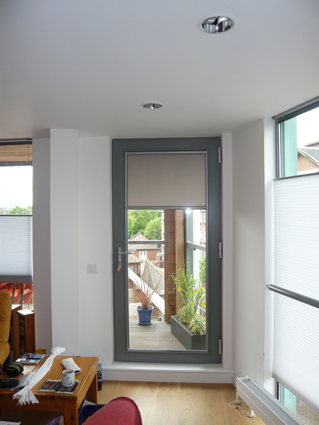 Luxaflex Nano Blind Fitted In London