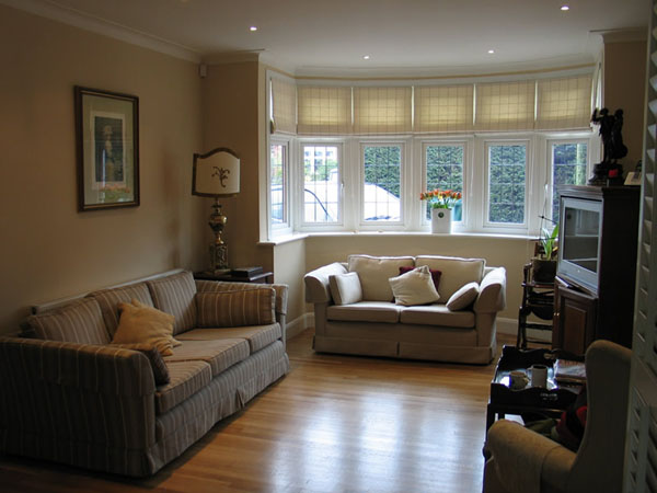 Bay Windows Blinds