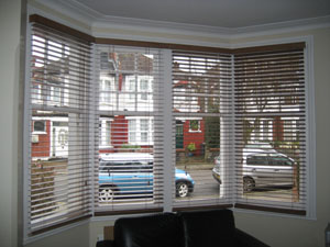 Ways To Select Bay Window Blinds In Your Own Decorations - Window ...