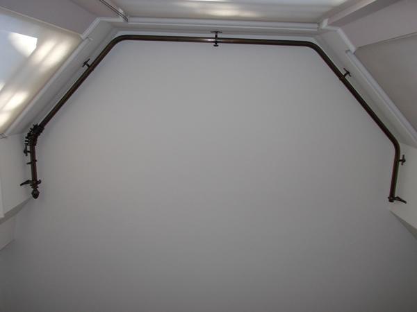 Curtain Pole Bends Memsahebnet
